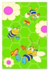 Kusový koberec A1 SPECTRO VČELKA
