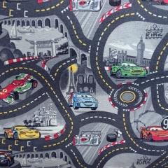 Koberec World of cars 97