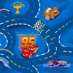 Koberec World of cars 77