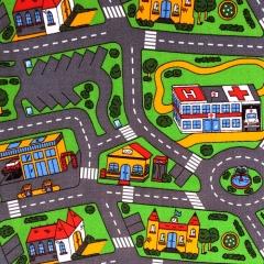 Kusový koberec MĚSTEČKO 5290