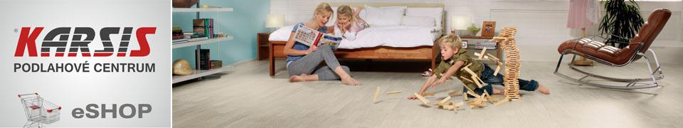 KARSIS podlahové centrum - Titulní strana